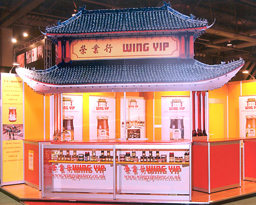 QK Honeycomb Panels for Exhibitions