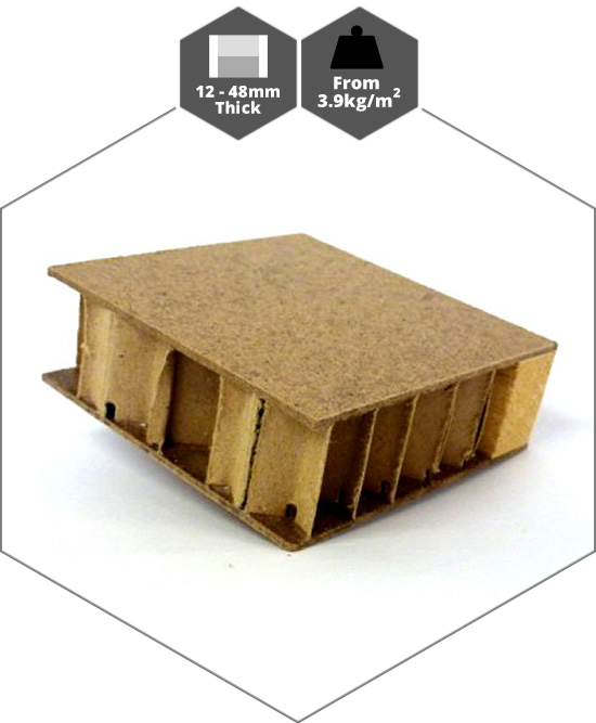 HDF, card, laminate, plywood, MDF, faced lightweight panels